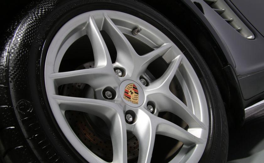 2009 Porsche Boxster A/C CUIR DÉCAPOTABLE MAGS #32