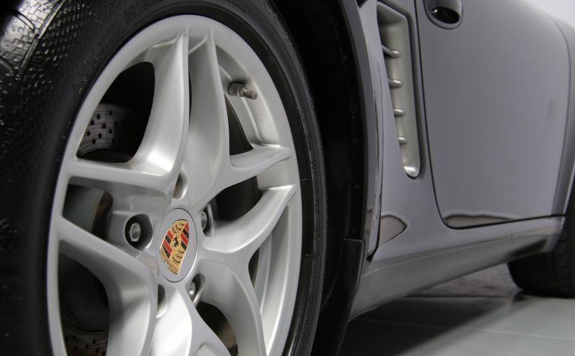 2009 Porsche Boxster A/C CUIR DÉCAPOTABLE MAGS #33