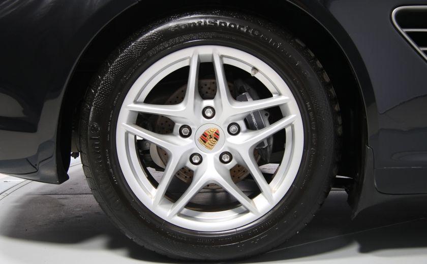 2009 Porsche Boxster A/C CUIR DÉCAPOTABLE MAGS #31