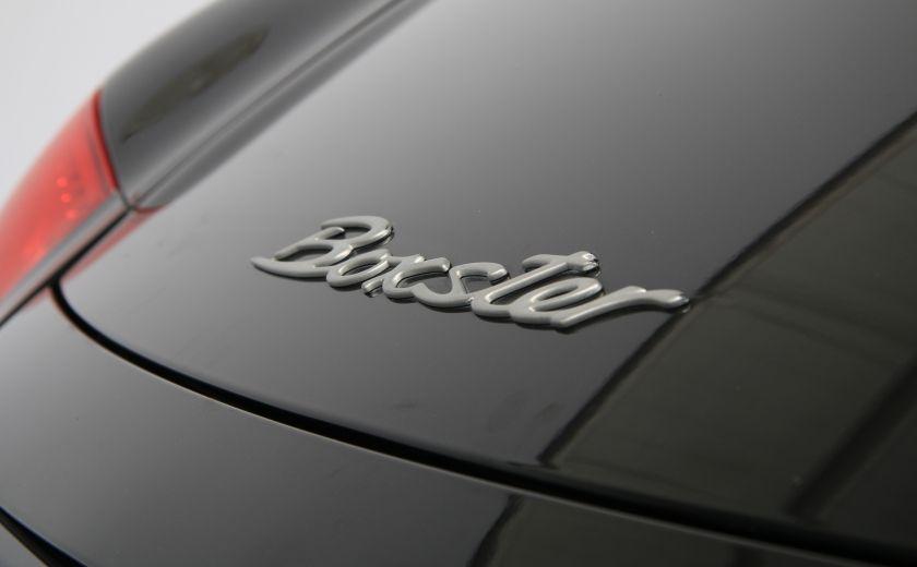 2009 Porsche Boxster A/C CUIR DÉCAPOTABLE MAGS #36