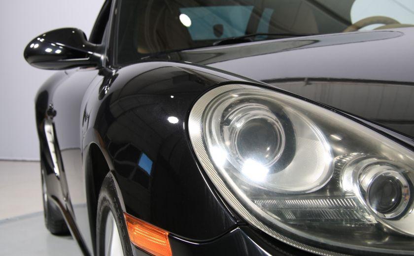 2009 Porsche Boxster A/C CUIR DÉCAPOTABLE MAGS #38