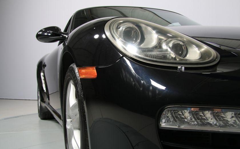 2009 Porsche Boxster A/C CUIR DÉCAPOTABLE MAGS #39