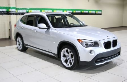 2012 BMW X1 28i AWD AUTO A/C CUIR TOIT PANO MAGS in Victoriaville