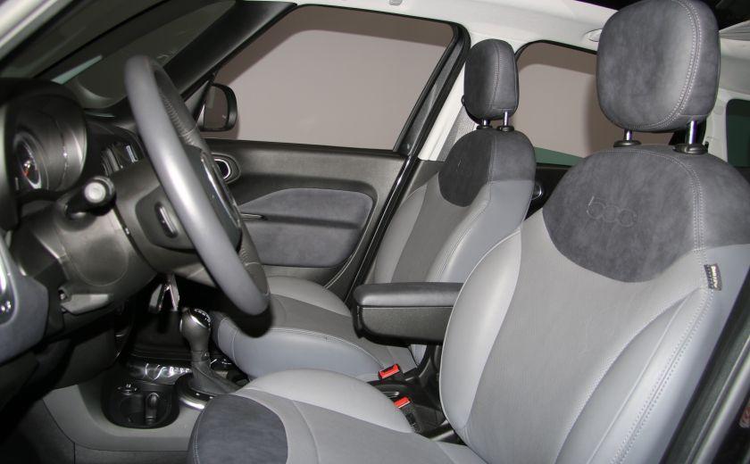 2015 Fiat 500L Lounge AUTOMATIQUE A/C MAGS BLUETHOOT CUIR TOIT NA #9