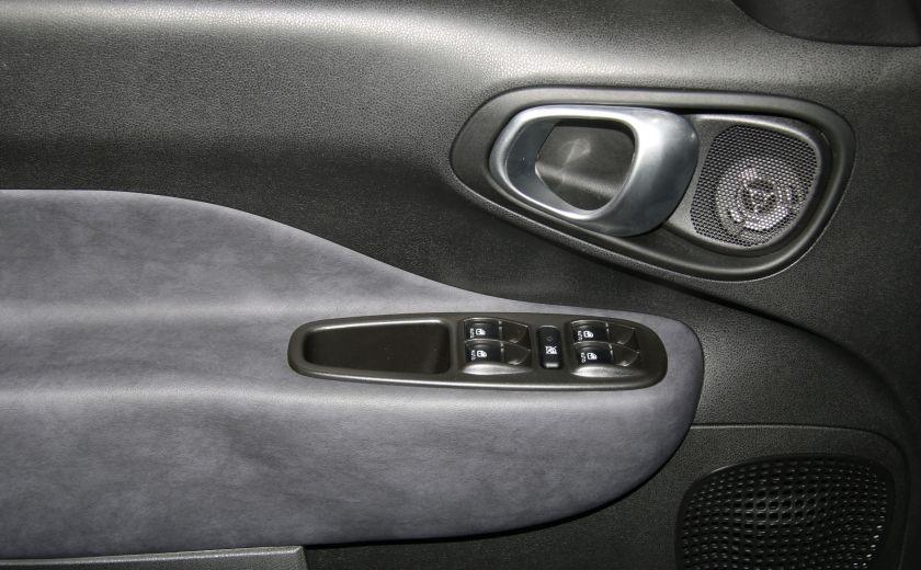 2015 Fiat 500L Lounge AUTOMATIQUE A/C MAGS BLUETHOOT CUIR TOIT NA #10
