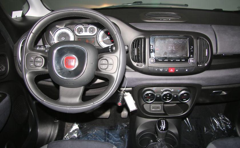 2015 Fiat 500L Lounge AUTOMATIQUE A/C MAGS BLUETHOOT CUIR TOIT NA #13