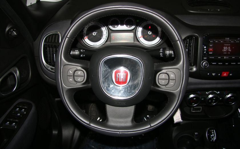2015 Fiat 500L Lounge AUTOMATIQUE A/C MAGS BLUETHOOT CUIR TOIT NA #14