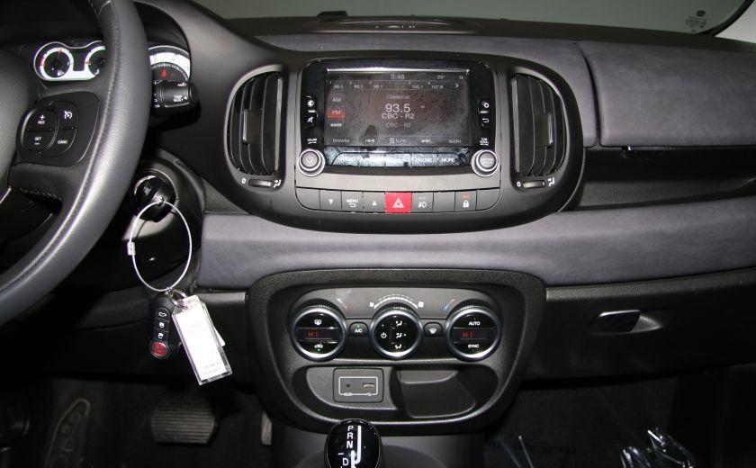 2015 Fiat 500L Lounge AUTOMATIQUE A/C MAGS BLUETHOOT CUIR TOIT NA #15