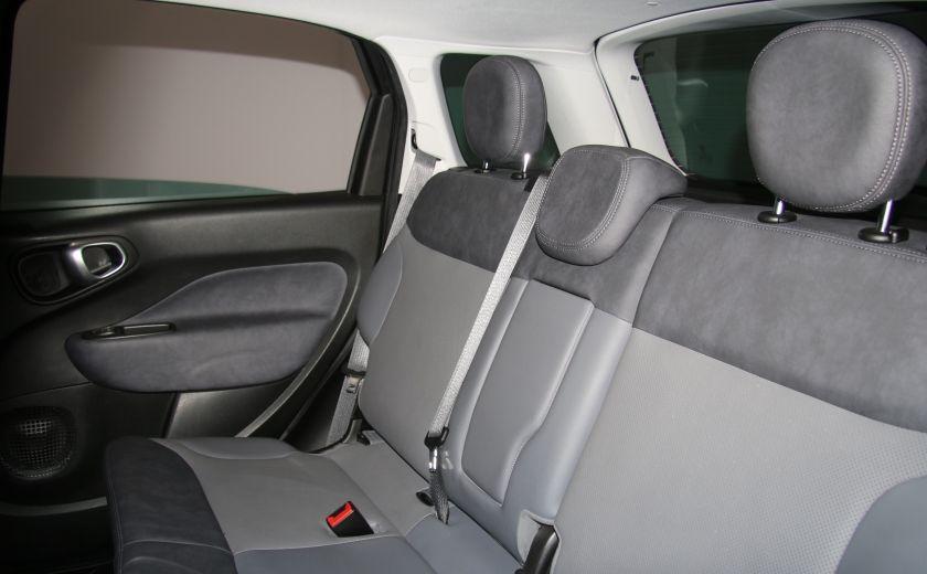 2015 Fiat 500L Lounge AUTOMATIQUE A/C MAGS BLUETHOOT CUIR TOIT NA #20