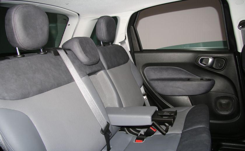 2015 Fiat 500L Lounge AUTOMATIQUE A/C MAGS BLUETHOOT CUIR TOIT NA #22