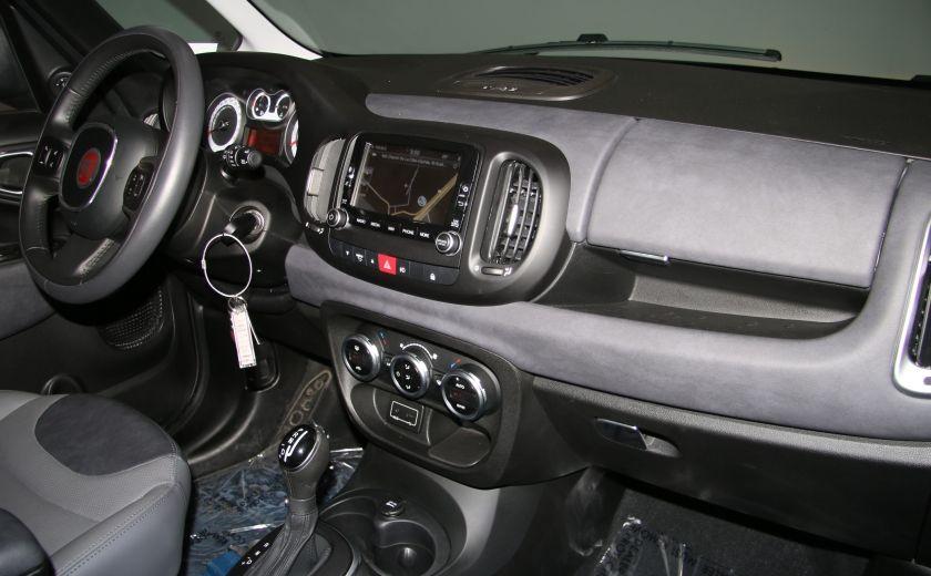 2015 Fiat 500L Lounge AUTOMATIQUE A/C MAGS BLUETHOOT CUIR TOIT NA #23