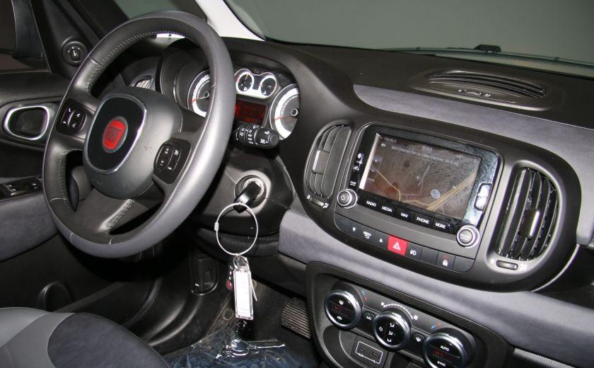2015 Fiat 500L Lounge AUTOMATIQUE A/C MAGS BLUETHOOT CUIR TOIT NA #24