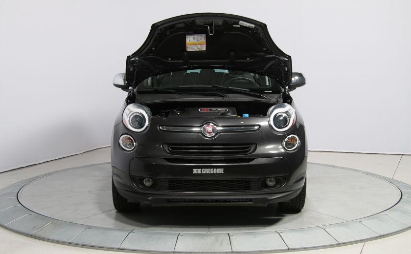 2015 Fiat 500L Lounge AUTOMATIQUE A/C MAGS BLUETHOOT CUIR TOIT NA #27