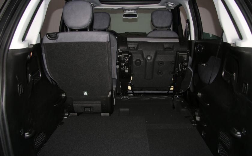 2015 Fiat 500L Lounge AUTOMATIQUE A/C MAGS BLUETHOOT CUIR TOIT NA #32