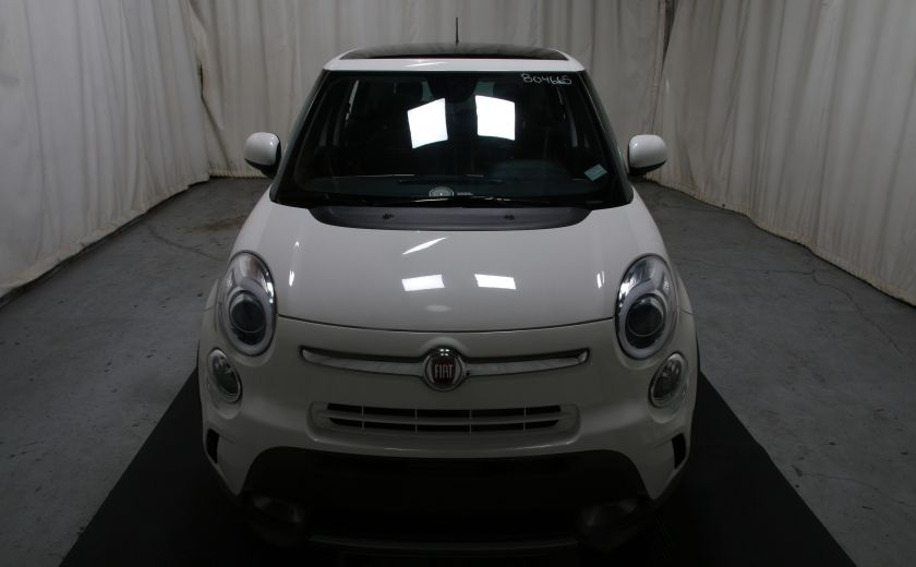 2015 Fiat 500L Trekking AUTO A/C GR ELECT MAGS BLUETOOTH #1