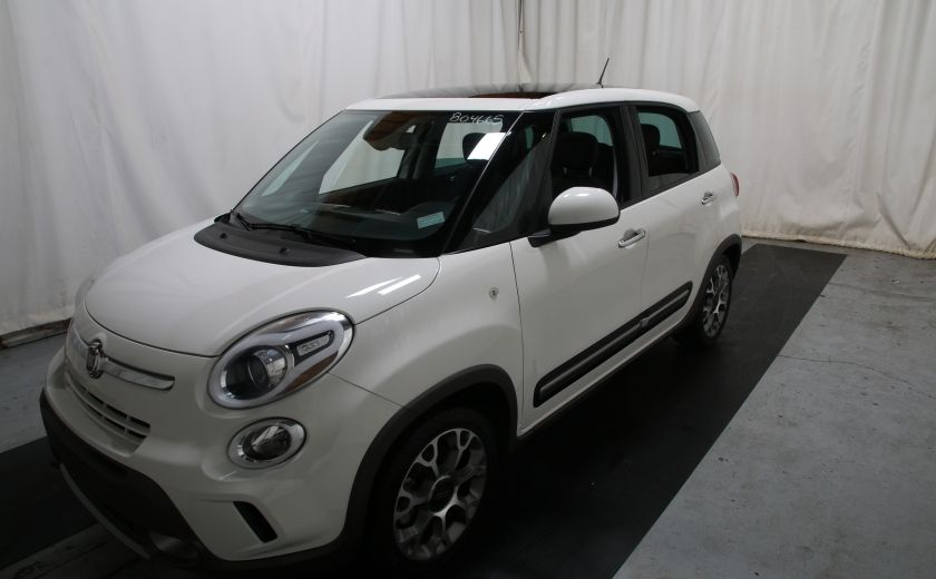 2015 Fiat 500L Trekking AUTO A/C GR ELECT MAGS BLUETOOTH #2