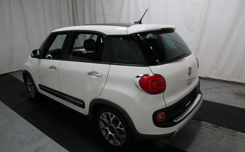 2015 Fiat 500L Trekking AUTO A/C GR ELECT MAGS BLUETOOTH #3