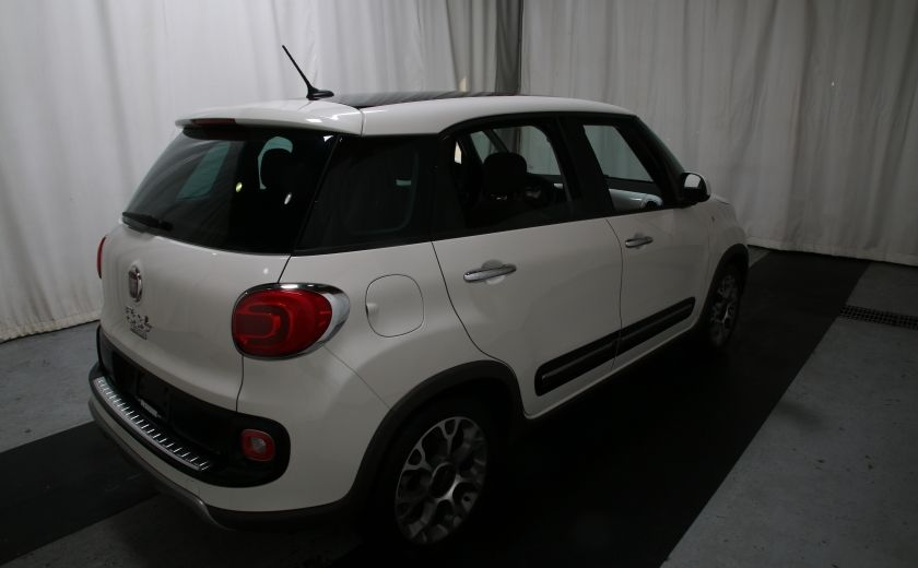 2015 Fiat 500L Trekking AUTO A/C GR ELECT MAGS BLUETOOTH #5