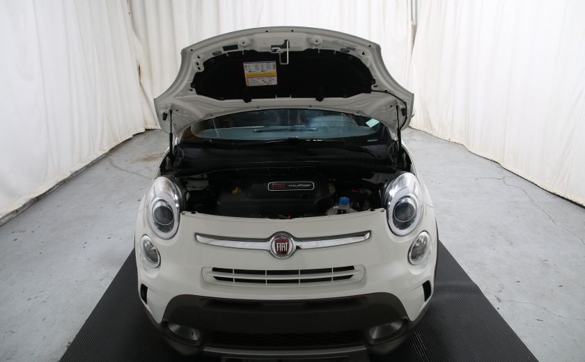 2015 Fiat 500L Trekking AUTO A/C GR ELECT MAGS BLUETOOTH #22