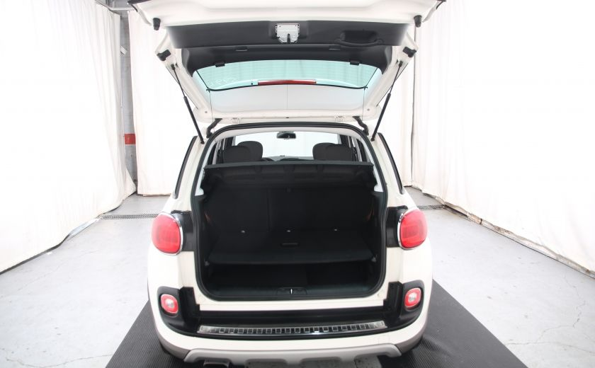 2015 Fiat 500L Trekking AUTO A/C GR ELECT MAGS BLUETOOTH #24