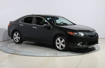 2012 Acura TSX w/Premium Pkg AUTOMATIQUE A/C MAGS BLUETHOOT CUIR in Sherbrooke