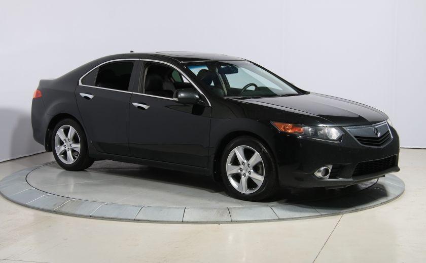 2012 Acura TSX w/Premium Pkg AUTOMATIQUE A/C MAGS BLUETHOOT CUIR #0