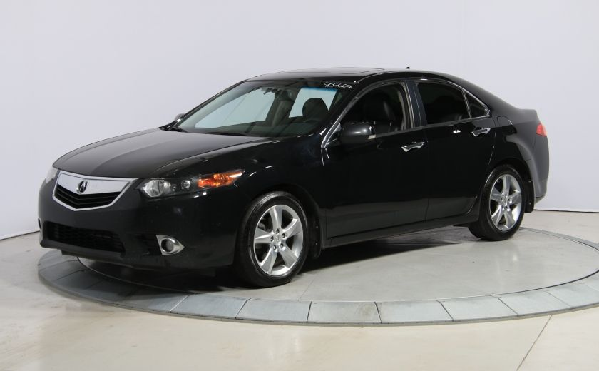 2012 Acura TSX w/Premium Pkg AUTOMATIQUE A/C MAGS BLUETHOOT CUIR #1