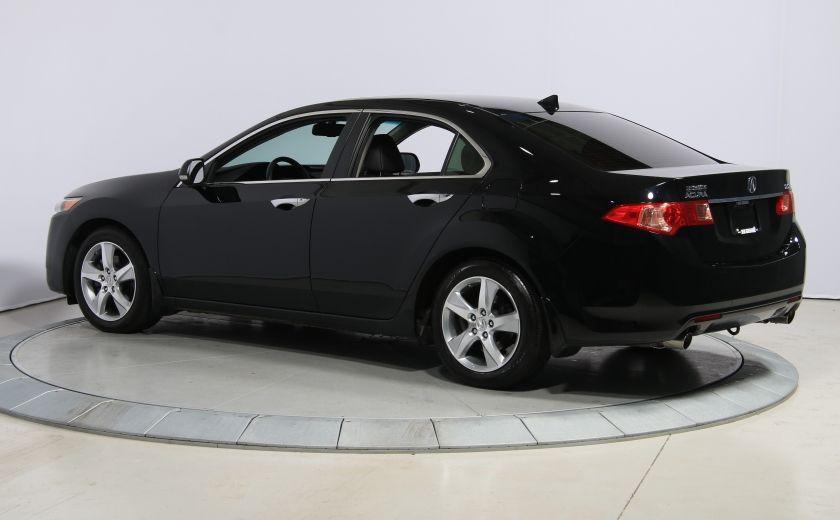 2012 Acura TSX w/Premium Pkg AUTOMATIQUE A/C MAGS BLUETHOOT CUIR #3