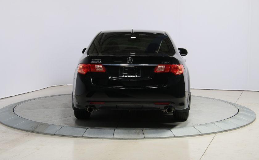 2012 Acura TSX w/Premium Pkg AUTOMATIQUE A/C MAGS BLUETHOOT CUIR #4