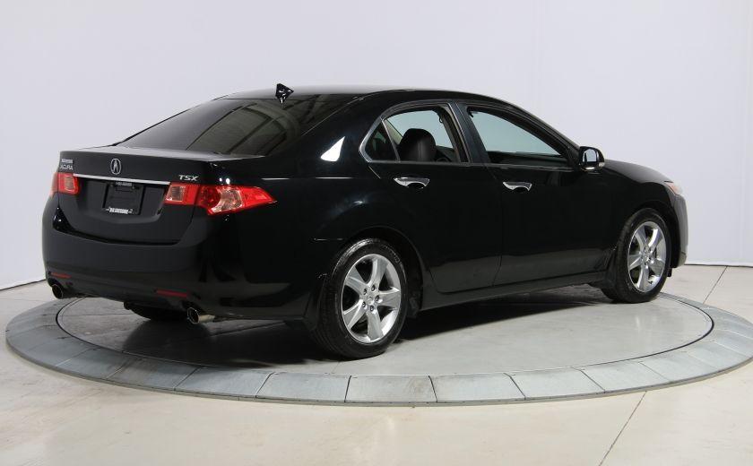 2012 Acura TSX w/Premium Pkg AUTOMATIQUE A/C MAGS BLUETHOOT CUIR #5