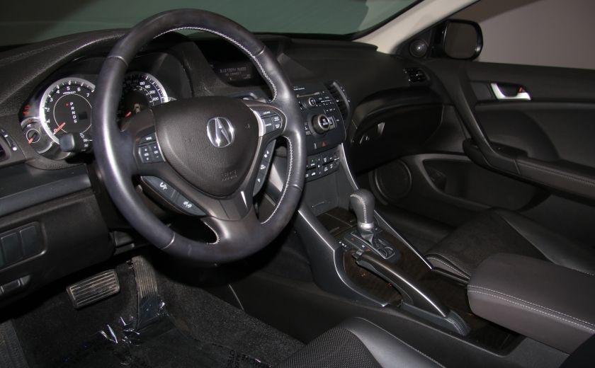 2012 Acura TSX w/Premium Pkg AUTOMATIQUE A/C MAGS BLUETHOOT CUIR #7