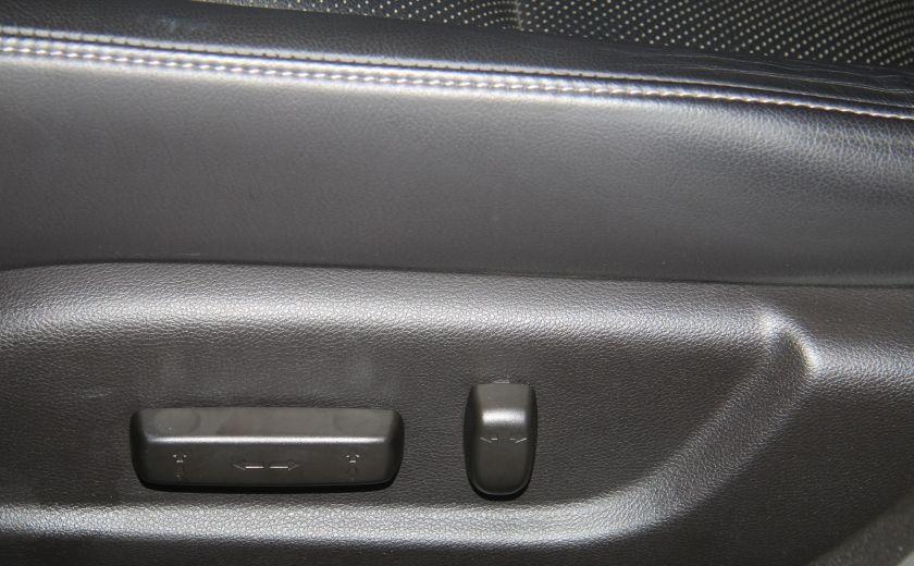 2012 Acura TSX w/Premium Pkg AUTOMATIQUE A/C MAGS BLUETHOOT CUIR #10