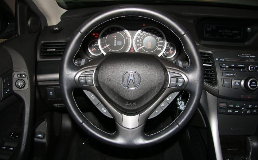 2012 Acura TSX w/Premium Pkg AUTOMATIQUE A/C MAGS BLUETHOOT CUIR #14