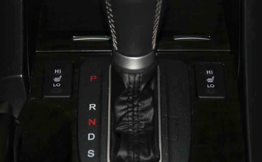 2012 Acura TSX w/Premium Pkg AUTOMATIQUE A/C MAGS BLUETHOOT CUIR #16