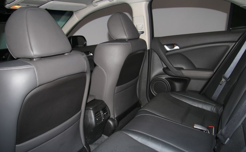2012 Acura TSX w/Premium Pkg AUTOMATIQUE A/C MAGS BLUETHOOT CUIR #19