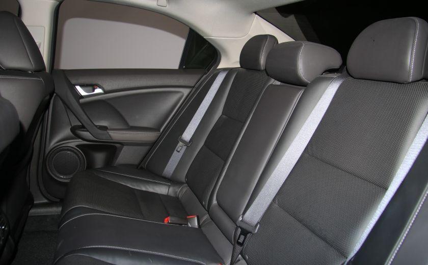 2012 Acura TSX w/Premium Pkg AUTOMATIQUE A/C MAGS BLUETHOOT CUIR #20