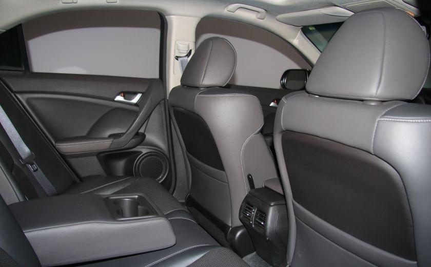 2012 Acura TSX w/Premium Pkg AUTOMATIQUE A/C MAGS BLUETHOOT CUIR #21