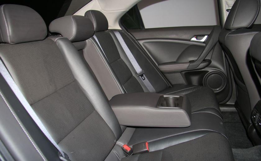 2012 Acura TSX w/Premium Pkg AUTOMATIQUE A/C MAGS BLUETHOOT CUIR #22
