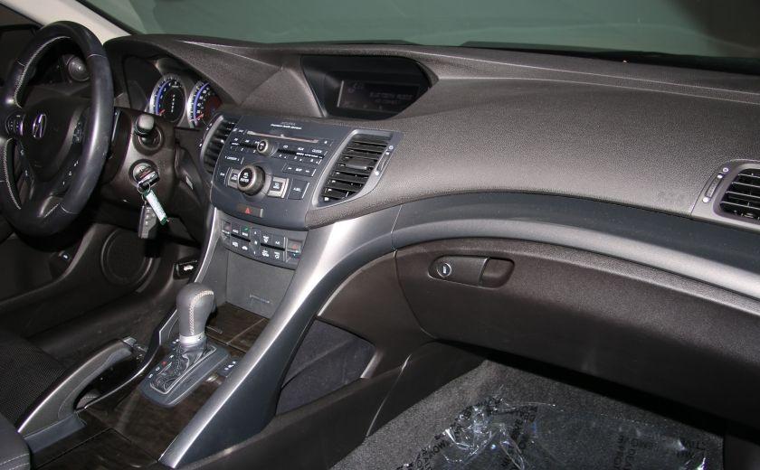 2012 Acura TSX w/Premium Pkg AUTOMATIQUE A/C MAGS BLUETHOOT CUIR #23