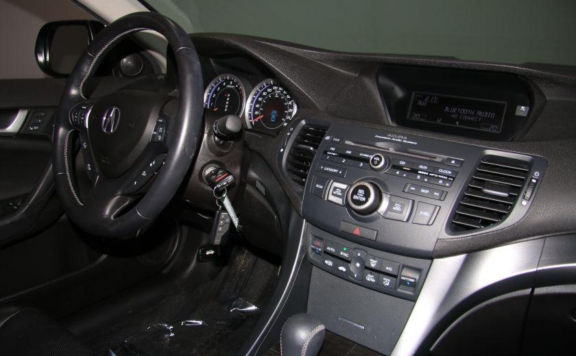 2012 Acura TSX w/Premium Pkg AUTOMATIQUE A/C MAGS BLUETHOOT CUIR #24