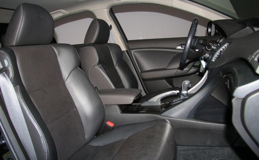 2012 Acura TSX w/Premium Pkg AUTOMATIQUE A/C MAGS BLUETHOOT CUIR #25