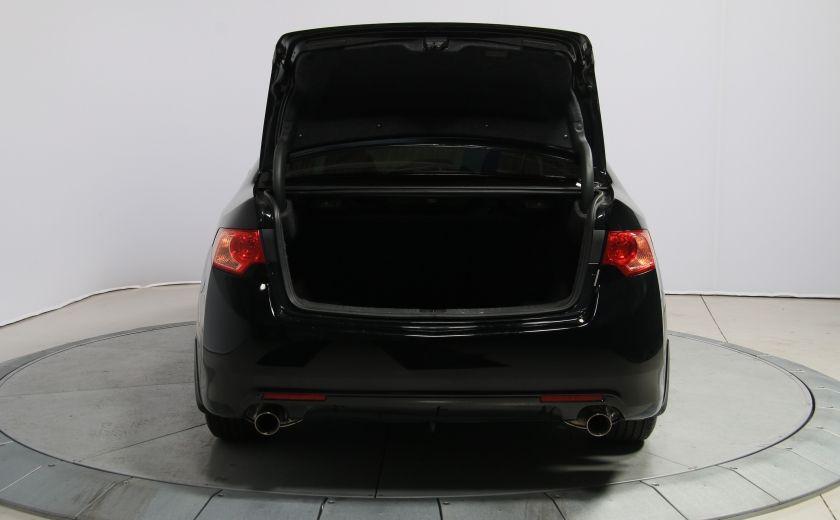 2012 Acura TSX w/Premium Pkg AUTOMATIQUE A/C MAGS BLUETHOOT CUIR #27
