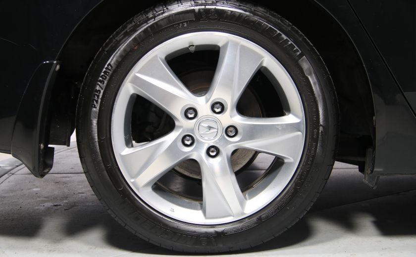 2012 Acura TSX w/Premium Pkg AUTOMATIQUE A/C MAGS BLUETHOOT CUIR #30