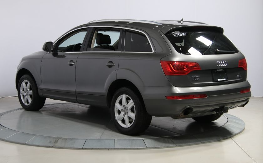 2011 Audi Q7 3.0L AWD AUTO A/C CUIR TOIT PANO MAGS #4