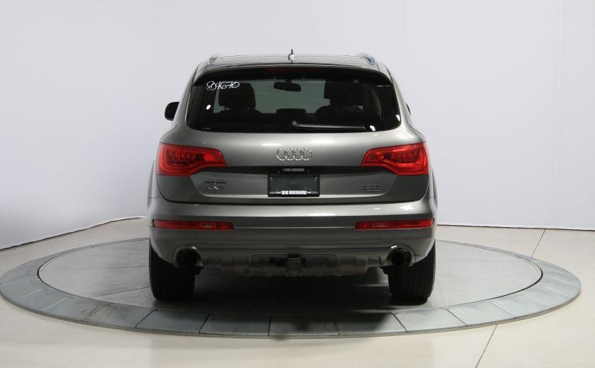 2011 Audi Q7 3.0L AWD AUTO A/C CUIR TOIT PANO MAGS #5
