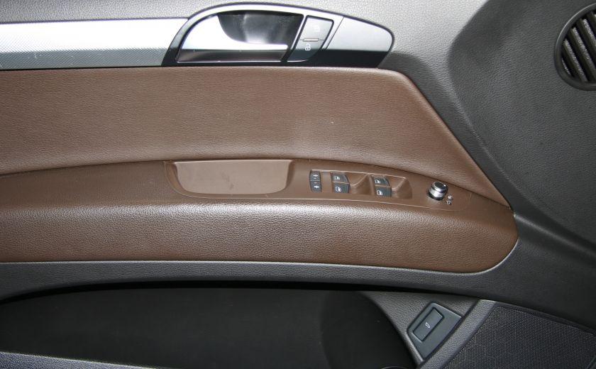 2011 Audi Q7 3.0L AWD AUTO A/C CUIR TOIT PANO MAGS #10