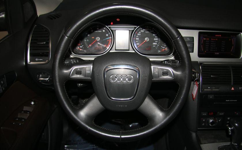 2011 Audi Q7 3.0L AWD AUTO A/C CUIR TOIT PANO MAGS #15