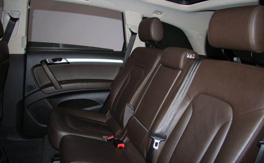 2011 Audi Q7 3.0L AWD AUTO A/C CUIR TOIT PANO MAGS #20