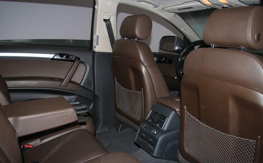 2011 Audi Q7 3.0L AWD AUTO A/C CUIR TOIT PANO MAGS #21