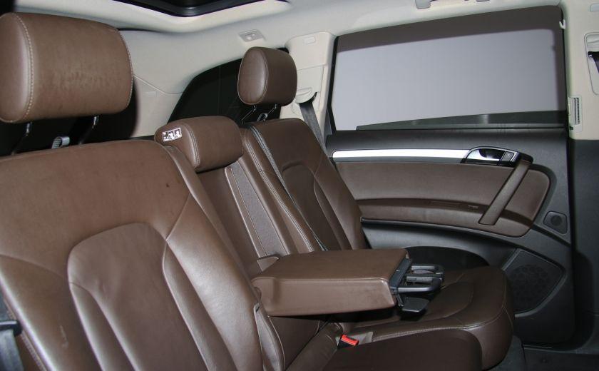 2011 Audi Q7 3.0L AWD AUTO A/C CUIR TOIT PANO MAGS #22